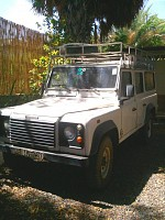 Land River Defender