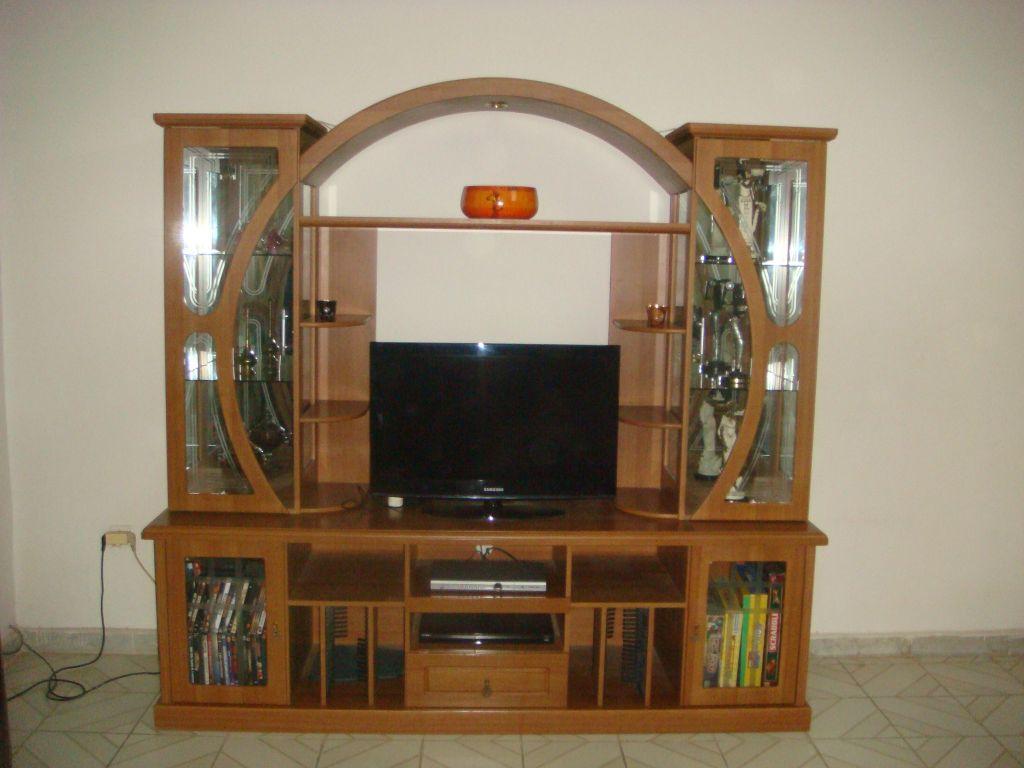 Living de salon for Living meuble salon