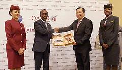 Qatar Airways poursuit son expansion en afrique avec les premiers vols vers Djibouti